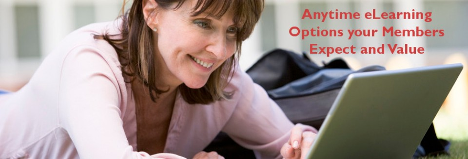 Online Learning Options for your Members